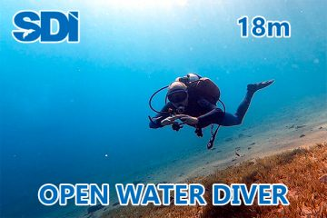 SDI Open Water Diver